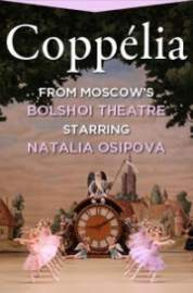 Bolshoi: Coppelia 2017